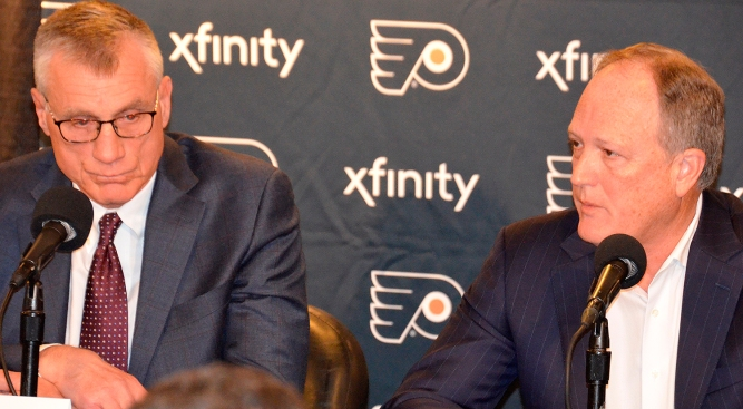 Flyers GM Candidate: Up-and-Coming Bill Zito