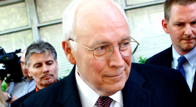 Cheney: Leader of the Opposition