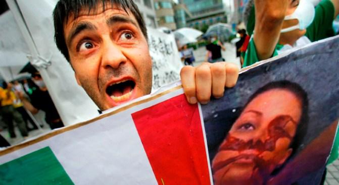 "Egypt Revolt May Re-Energize Iran's ""Green Movement"""
