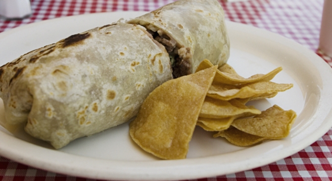 Burritos, Jerk Chicken, Cheesesteaks and More