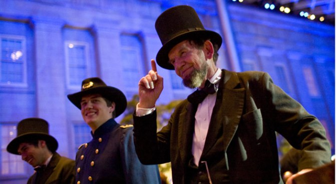 Celebrate Lincoln's 200th on Independence Mall