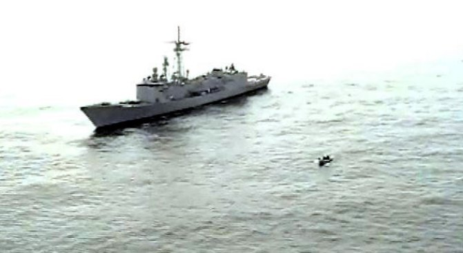 3 Dead, 2 Still Missing in Navy Chopper Crash