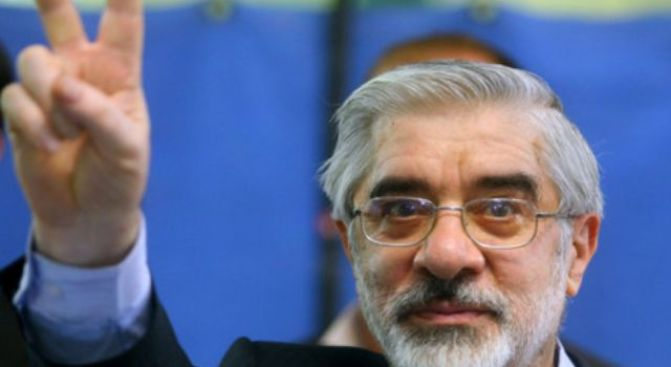 Iran's Opposition Leader Vows to Keep Fighting Regime