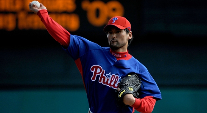 Giles and Park: Helping the Phils Turn Things Around