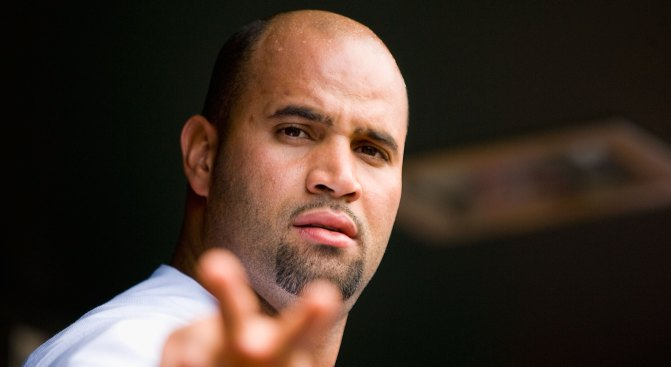Albert Pujols Doesn't Want You to Know Where He Lives
