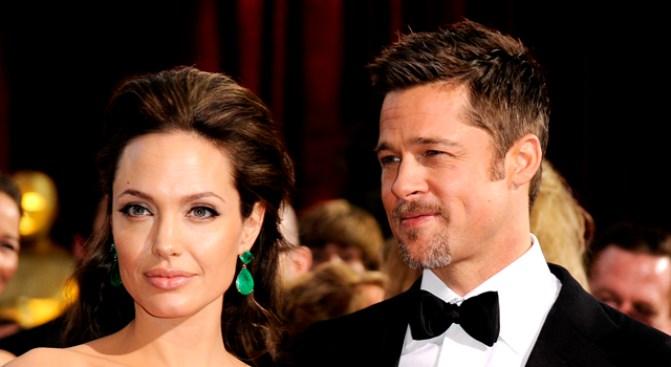 Brad Pitt 'Open' To Doing Kids Film With Angelina Jolie