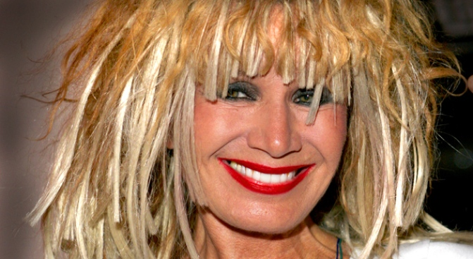 Betsey Johnson Wants to Retire