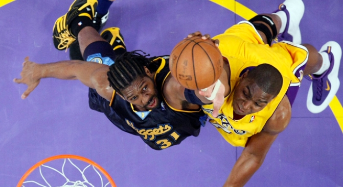 Bynum Key To Lakers Chances Against Denver