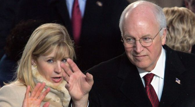 Cheney's Daughter Defends Dick's Torture Legacy
