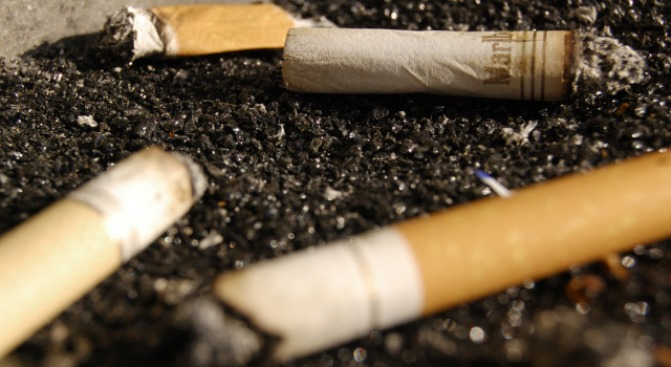 West Chester Approves Cigarette Butt Fine