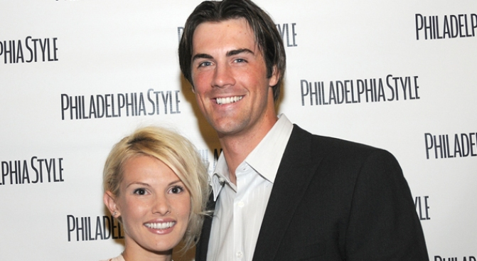"""Cole Has Better Hair:"" Heidi Hamels"