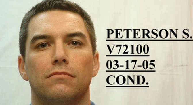 Scott Peterson Wants a Handout
