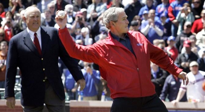 Bush Team to Reunite in Dallas, Minus Cheney