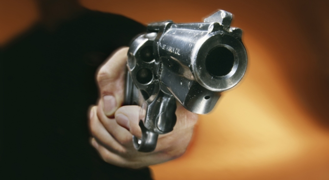 Pizza Delivery Man Robbed and Shot