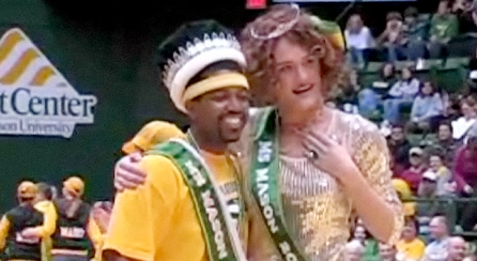 GMU Selects First-Ever Homecoming Drag Queen