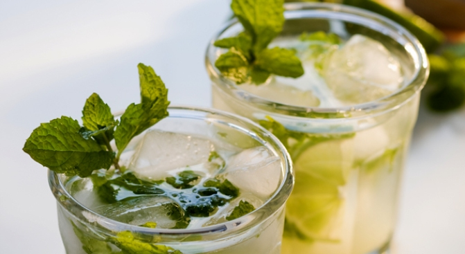 Go for the Gold at the Mojito Olympics