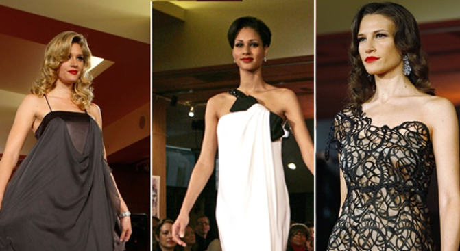 Project Oscars: Competition for Gown Designers