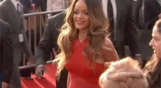 Give Me My Bling Back: Rihanna