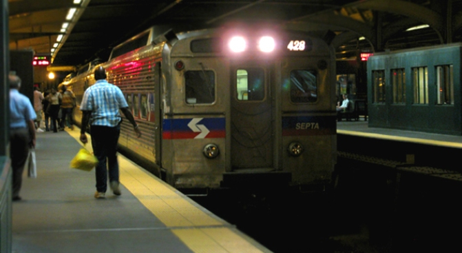 Woman Trips, Dies on SEPTA Tracks