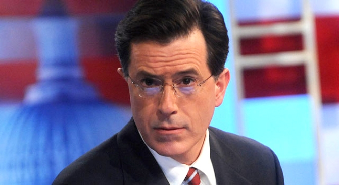 Counter Intelligence: Stephen Colbert to Guest Edit Newsweek