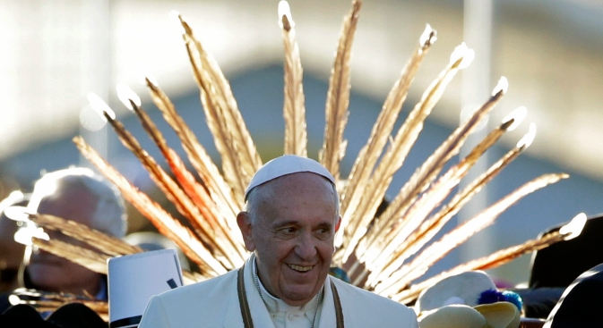Pope Francis Faces Perception of Cultural Barrier Ahead of His 1st US Trip