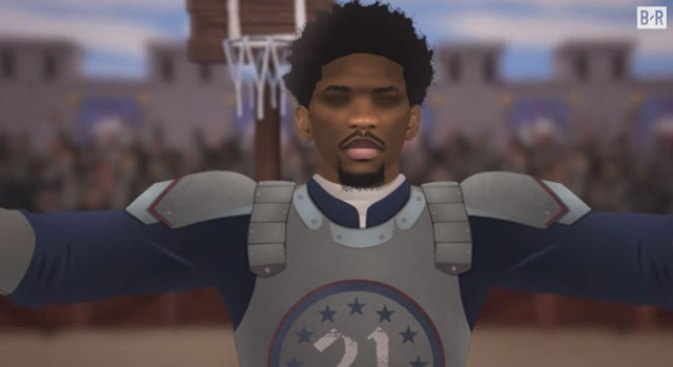The Game of Zones-Joel Embiid Mashup You Didn't Know You Needed
