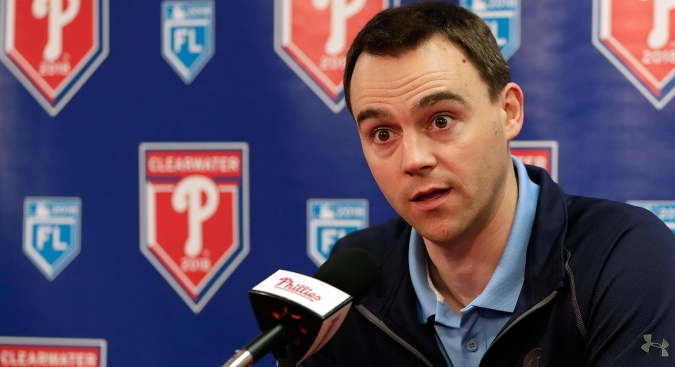 Phillies Committed to Rebuild, Won't Go for Quick Fixes