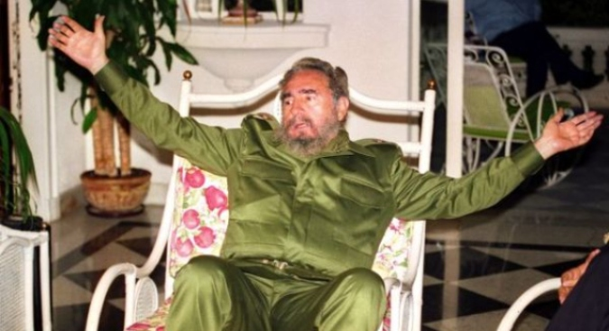 Fidel's Death? We're Ready, Says Homeland Chief