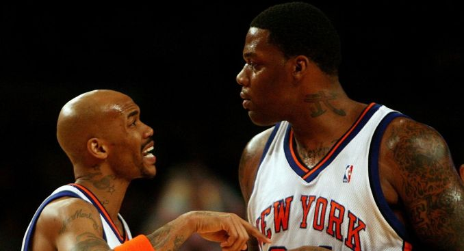 Eddy Curry Doesn't Pay for His Suits