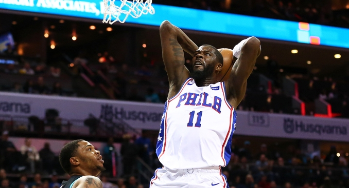 With Kawhi Leonard Joining Clippers, James Ennis Says Sixers Can 'Walk to the Finals in the East'