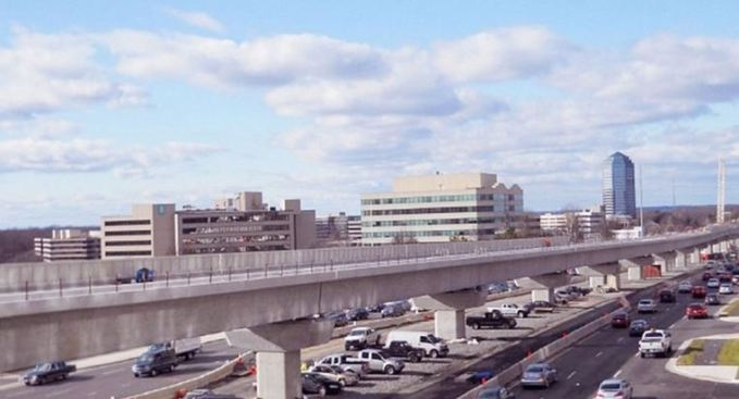 KoP Rail Could Add Nearly $1B in Real Estate Value: Study