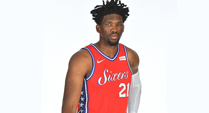 74febc4dc942 Sixers Reveal New Philly-themed  Statement Edition  Jersey - NBC 10 ...