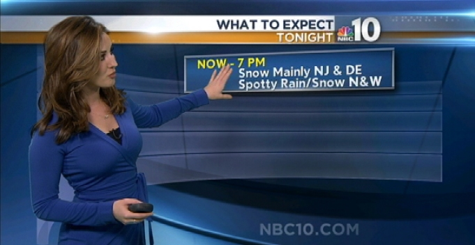 Spring Snow: What to Expect Tonight
