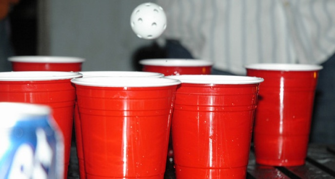 """Mine, Not Yours"" Red Cups to Curb Meningitis"