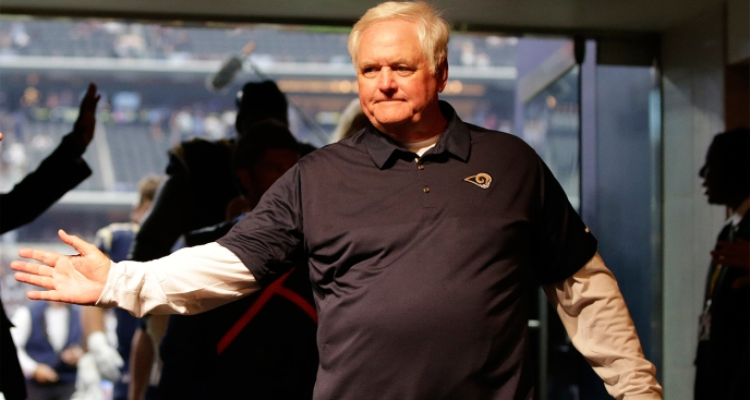 How Wade Phillips Transformed Rams' D Eagles Face Sunday