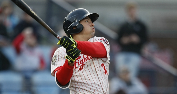 Phillies Prospect Dylan Cozens Almost Made More Money at the Winter Meetings Than He Did All of Last Season