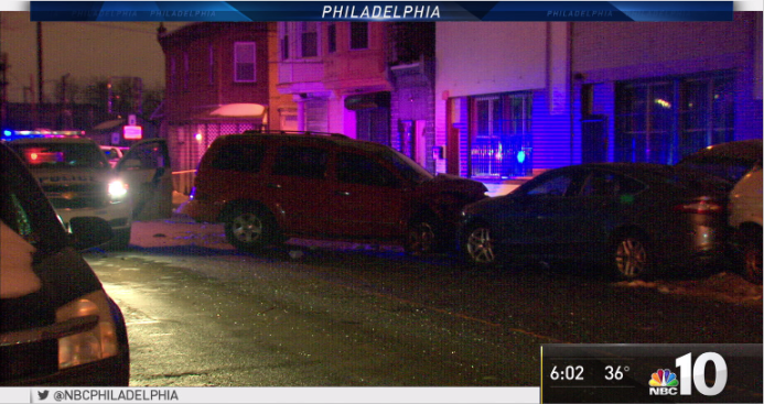 One Dead, One Injured After Crash in Hunting Park
