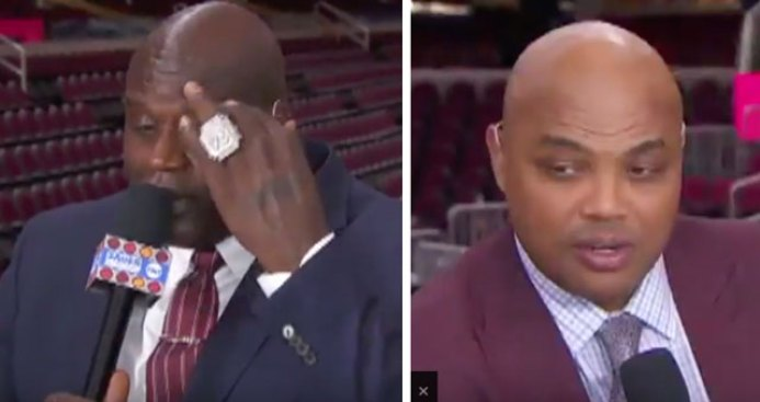 Sir Charles and Shaq Made Things Personal Last Night and It Was Fantastic