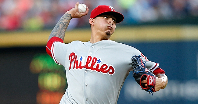 With a New Mentality, Vince Velasquez Takes Nice Step in Right Direction