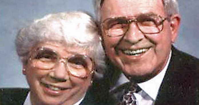 Couple Married 65 Years Dies 88 Minutes Apart