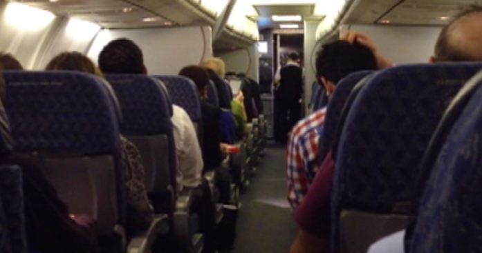Missing Springs in Pilot Seat Delays Philly to Miami Flight