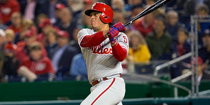 Phillies Trade Chooch to Dodgers