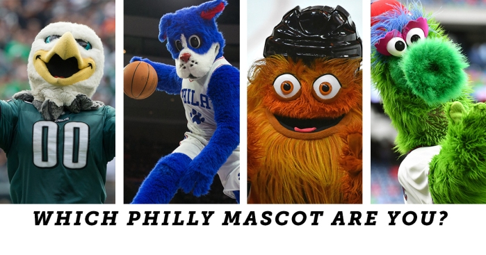 Which Philly Mascot Are You? Take the Quiz