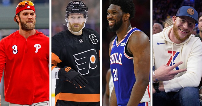 Take the Quiz: Which Current Philadelphia Athlete Are You?