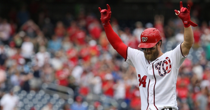 Social Media Erupts in Reaction to Bryce Harper Coming to Phillies