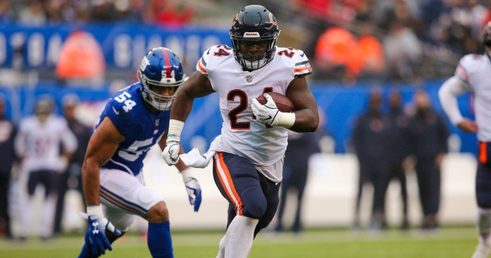 Bears Fans and Eagles Fans Have Opposite Reactions to Jordan Howard Trade