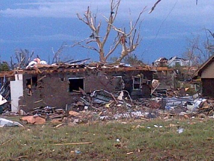 Tornado Aftermath: NBC10 in Oklahoma