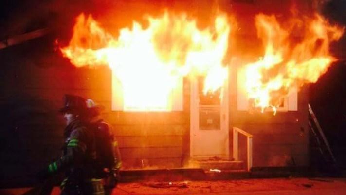 Millville Tavern Fire