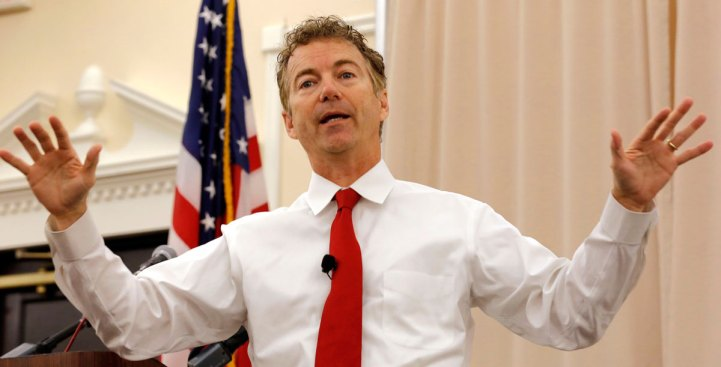Rand Paul Drops Out of Presidential Race