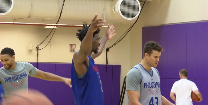 Joel Embiid: 'They Can't #$$#%^^ Guard Me'